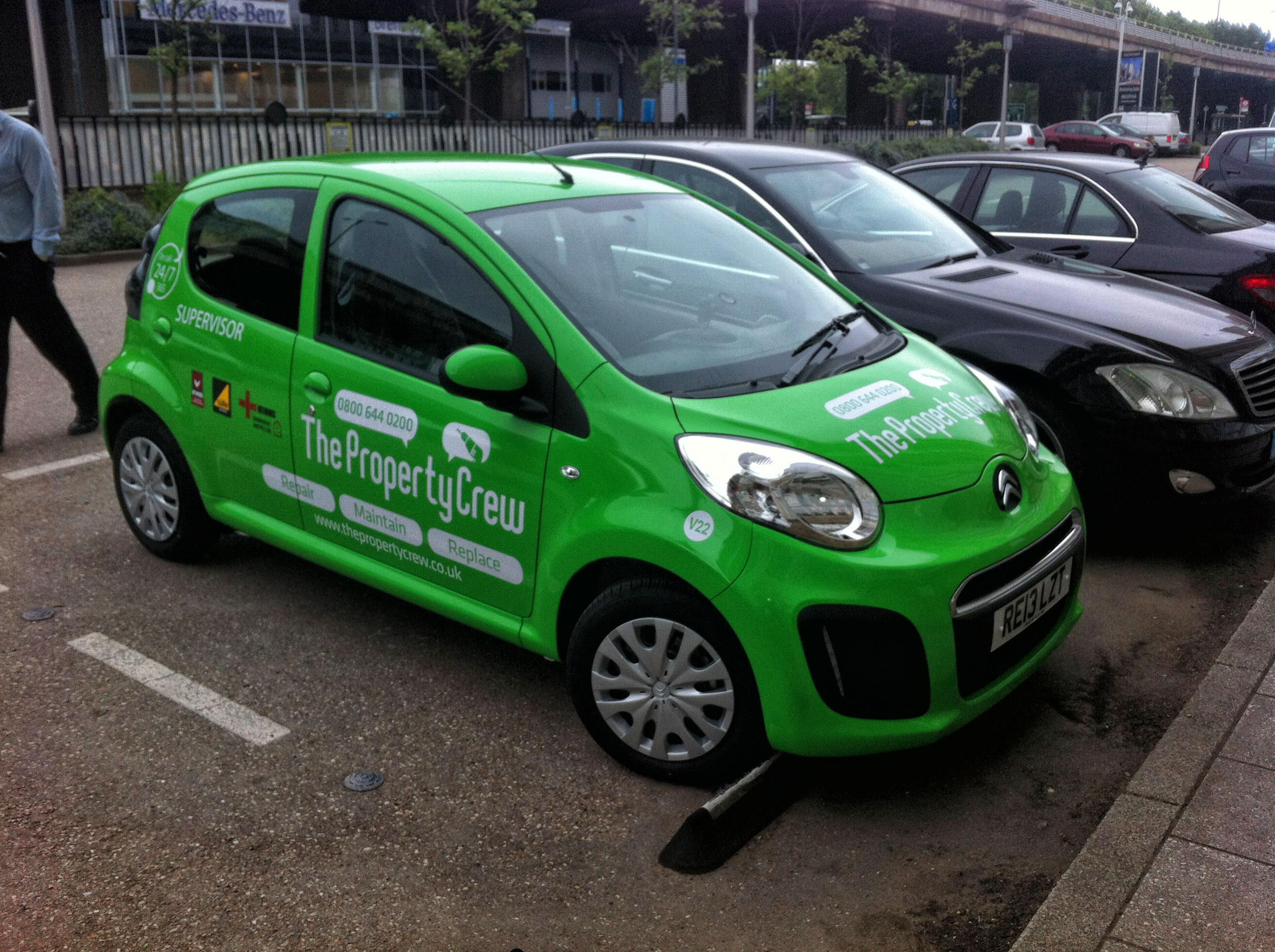 Energy Efficient Fleet